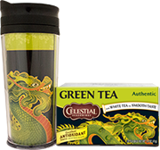 Authentic Green Tea Set [cel-gsagt.jpg] - Click for More Information