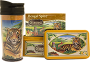 Bengal Spice Travel Mug Set [cel-gsbstm.jpg] - Click for More Information