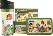 Click here to purchase Sleepytime® Travel Mug Set
