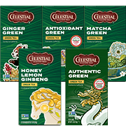 Green Tea Variety 16-Pack - Click for More Information