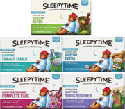 Sleepytime Wellness Tea Variety 16-Pack [cel-vpstimec.jpg] - Click for More Information